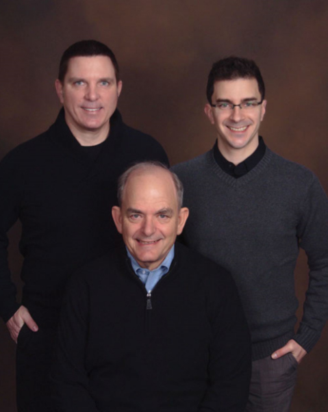 Drs. Mike Behnen, Ace Goerig, and David Goerig